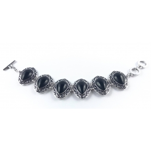Tourmaline bracelet for fastening | Nuggets and ball bracelets | 24€ | DIARA.SK